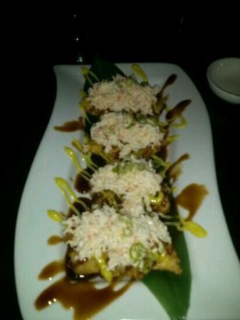 Tsunami Japanese Restaurant: Seabiscuit...the best!!!