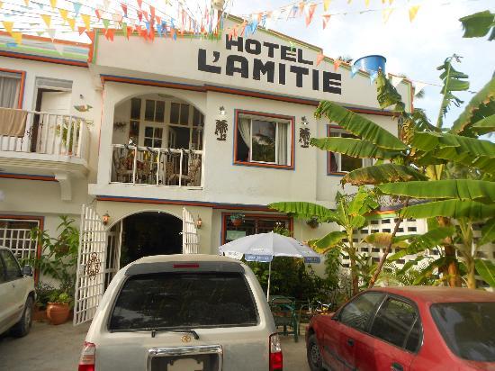 hotel l 39 amitie jacmel hotel reviews photos rate. Black Bedroom Furniture Sets. Home Design Ideas