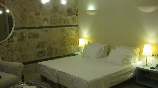 Alp Pasa Hotel : our new and improved room