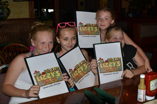 One Eyed Lizzy's: Girl Scouts From Marion New York