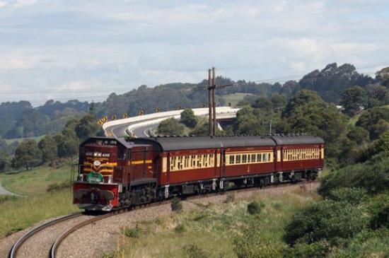 3801 Limited Steam Rail Tours