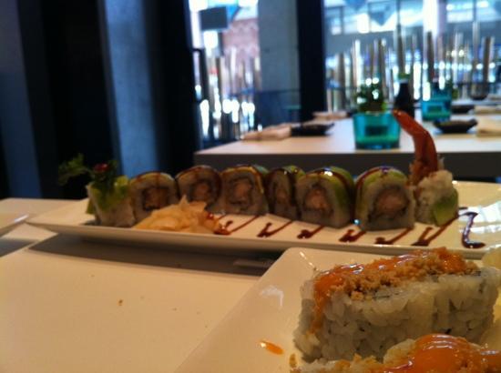 Shiro : Spicy Tuna