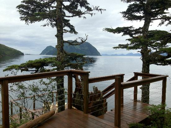 Orca Island Cabins: Beautiful !