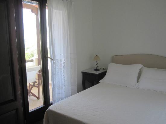 Kedros Villas: Myrtle Villa Bedroom