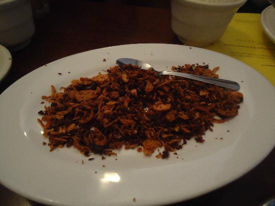 Mandalay Restaurant & Cafe: Fried Shrimp