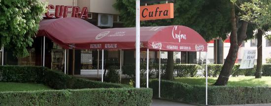 Restaurante Cufra