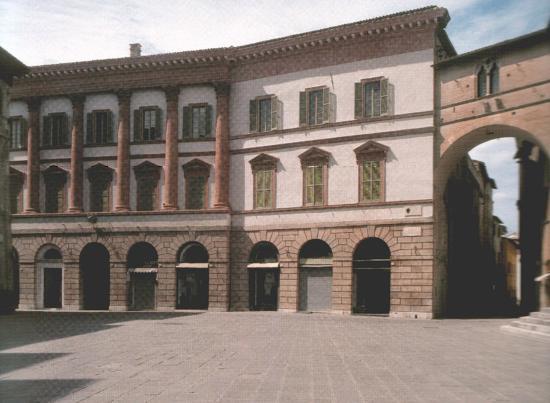 Palazzo Trinci Photo