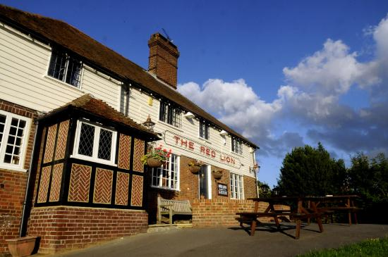 The Red Lion at Charing Heath