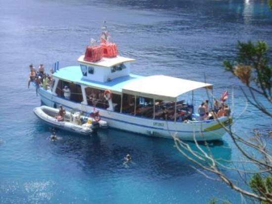 Nautisub Andrea Padre Daily Boat Tour