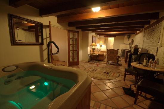 Casas de Suenos Old Town Historic Inn: Manzano Casa