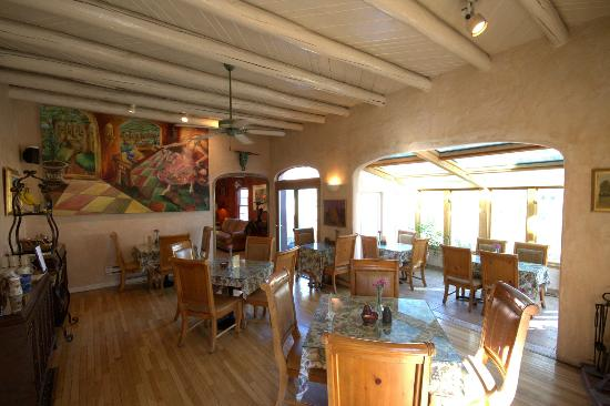 Casas de Suenos Old Town Historic Inn: Breakfast