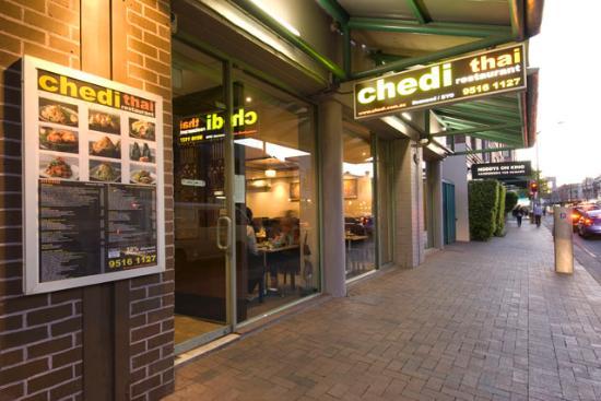 Chedi Thai
