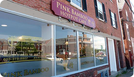 Pink Bamboo