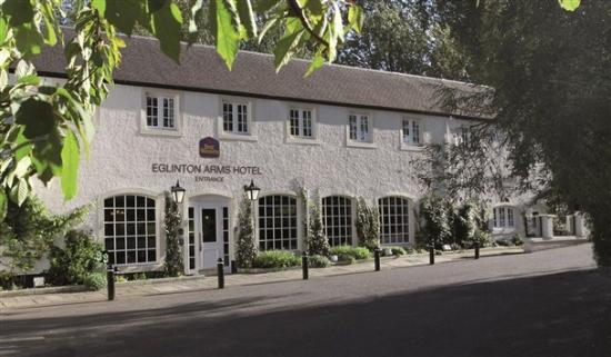 BEST WESTERN - Eglinton Arms Hotel