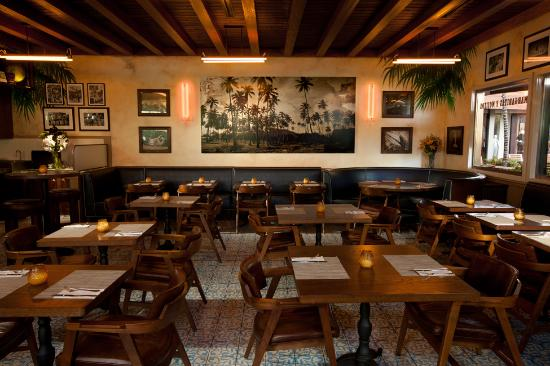 Cafe Habana Malibu