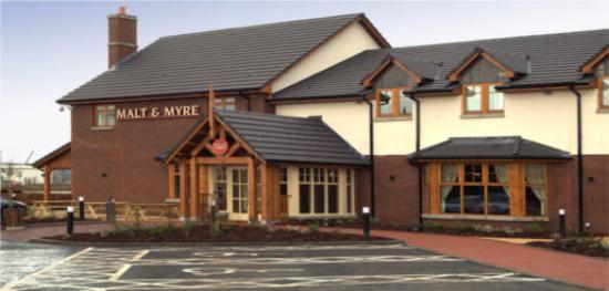 Brewers Fayre Malt & Myre