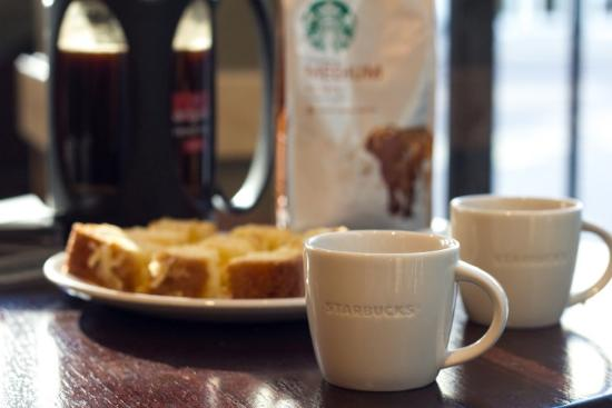 Starbucks--Old Bond Street