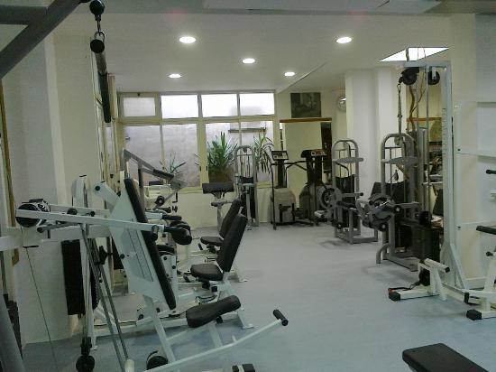 Quarus Gym: Sala pesi