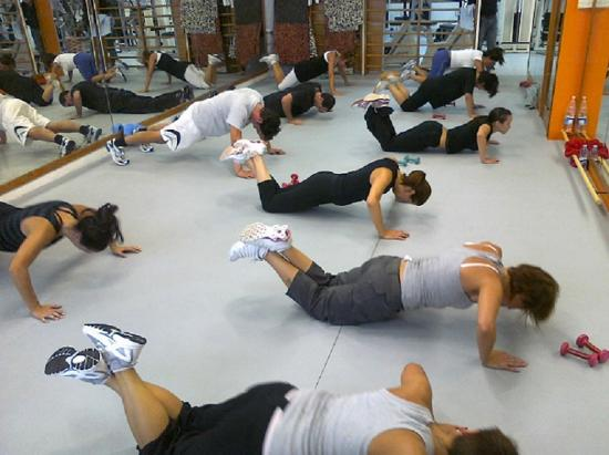 Quarus Gym: TBW class