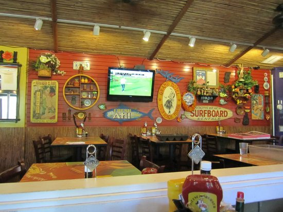 Cheeseburger Grille And Tap Room: Cheeseburger Island Style