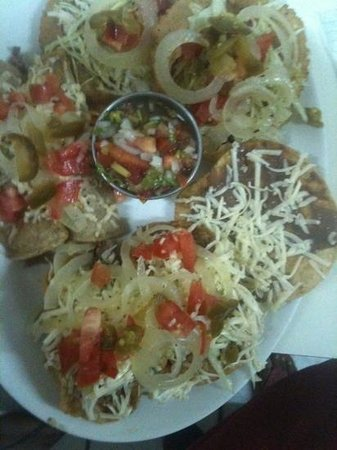 Micky's Mexican Plate