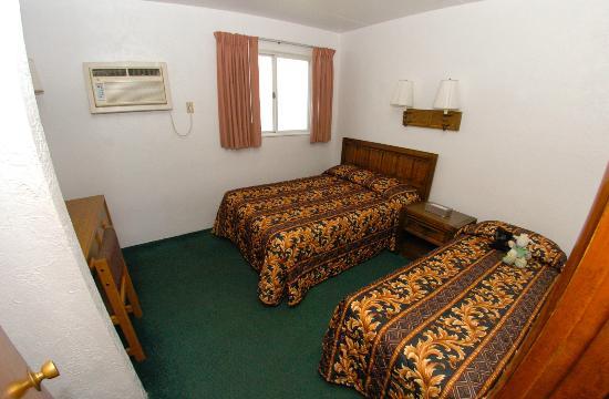 Le Voyageur Motel: chambre