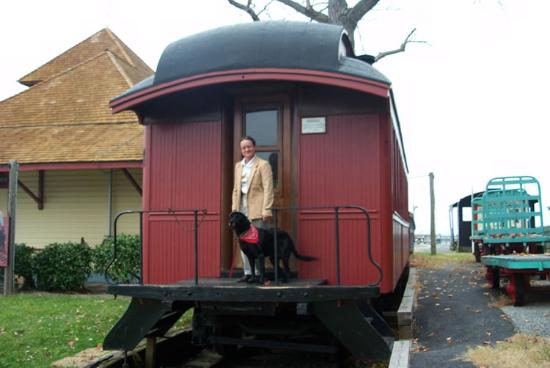 The Chesapeake Beach Railway Museum
