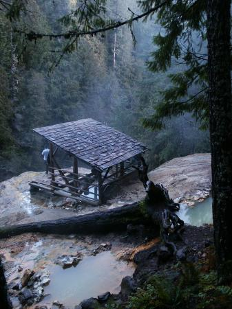 Umpqua Hot Springs Photo