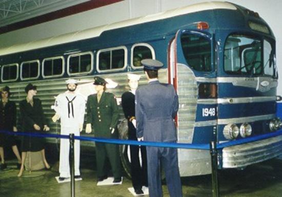 Foto de Greyhound Bus Museum