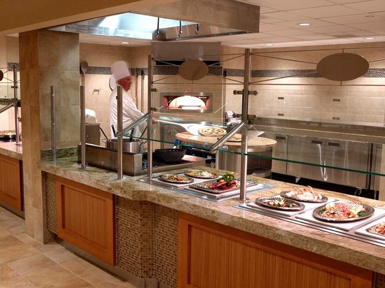 Akwesasne Mohawk Casino: Native Harvest Buffet
