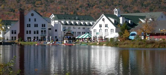 Waterville Valley Resort - Ski Area