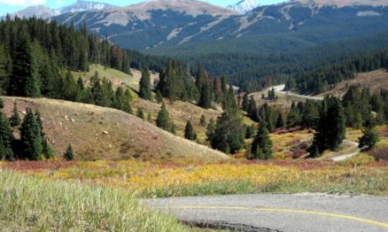 Vail Recreation Path Aufnahme