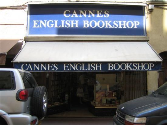 Cannes English Books Foto