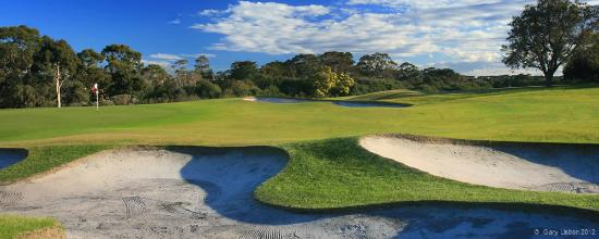 Royal Melbourne Golf Club Picture