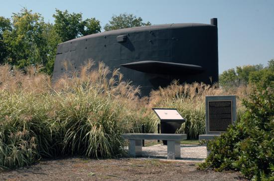 Patriots Point Cold War Submarine Memorial Bild