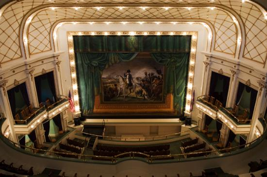 Brown Grand Theater (Concordia, KS): 2017 Reviews - Top