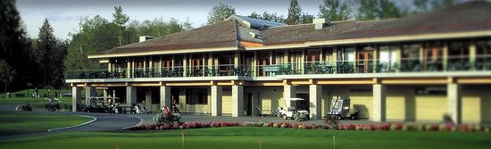 Morgan Creek Golf Course: Clubhouse