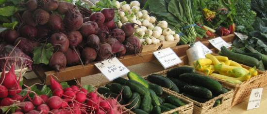 Saratoga Farmer's Market