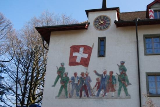 Swiss Rifle Museum (Schweizerisches Schützenmuseum)