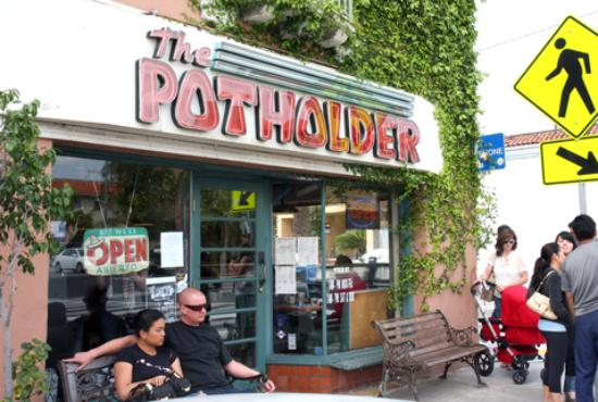 Pot Holder Cafe