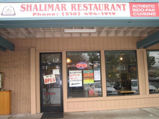 Shalimar Indian Restaurant San Francisco
