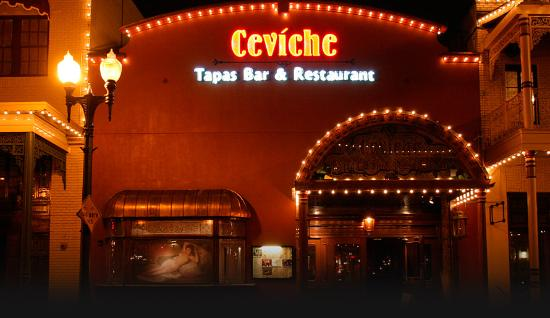 Ceviche Tapas Bar Amp Restaurant Tampa Menu Prices