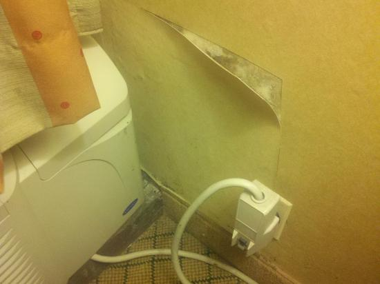 Holiday Inn Orangeburg - Rockland / Bergen: Room #145. This is not something that happened overnight!