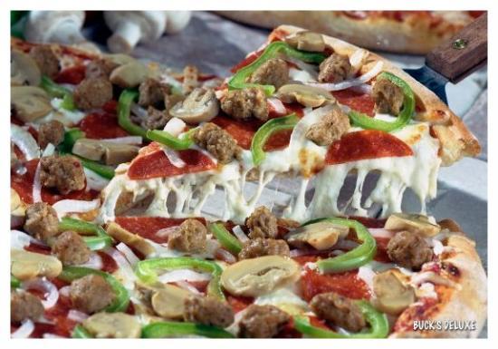 bucks pizza zachary menu prices restaurant reviews. Black Bedroom Furniture Sets. Home Design Ideas