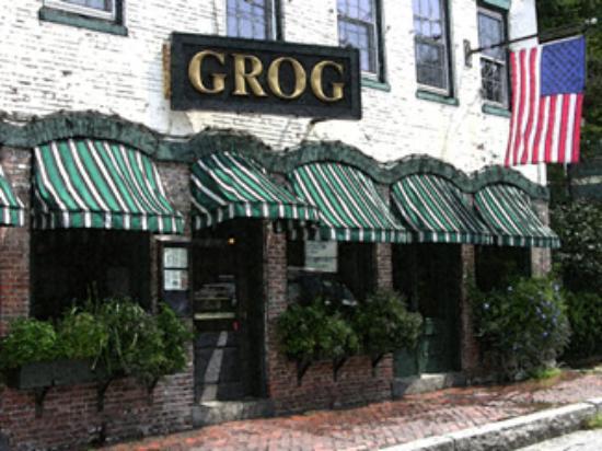 The Grog Restaurant Newburyport Ma