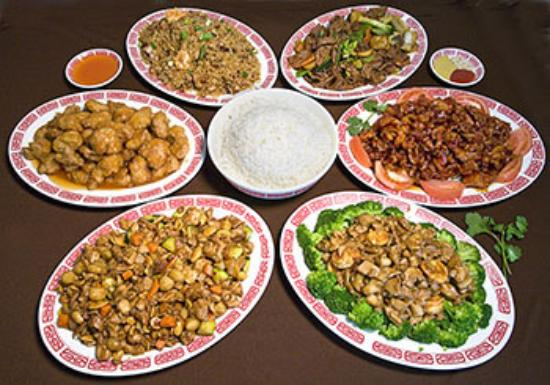 Chan 39 S Menu With Various Styles Of Chinese Foods Picture Of Chan 39 S Chinese Restaurant Bend