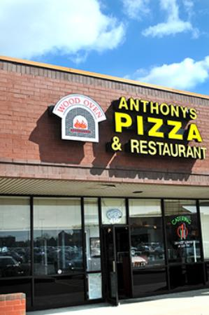 Anthony's Wood Oven Pizzeria