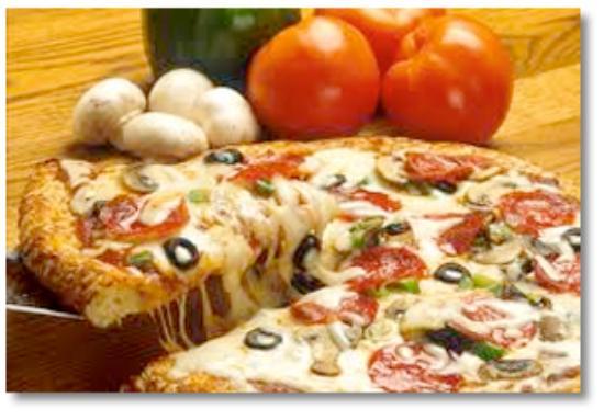 Sicilian Pizza