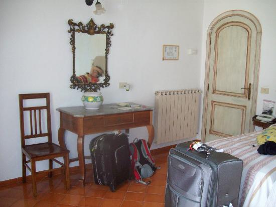 Casa Cosenza: Our Suite
