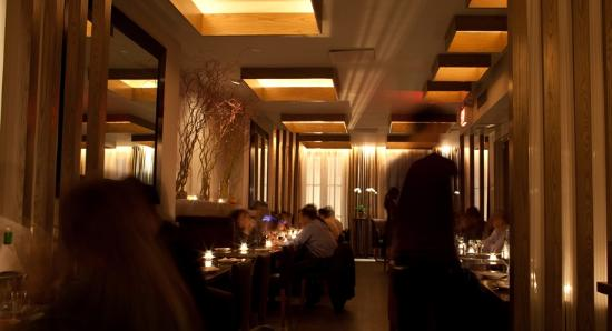 New Bond Street Restaurants